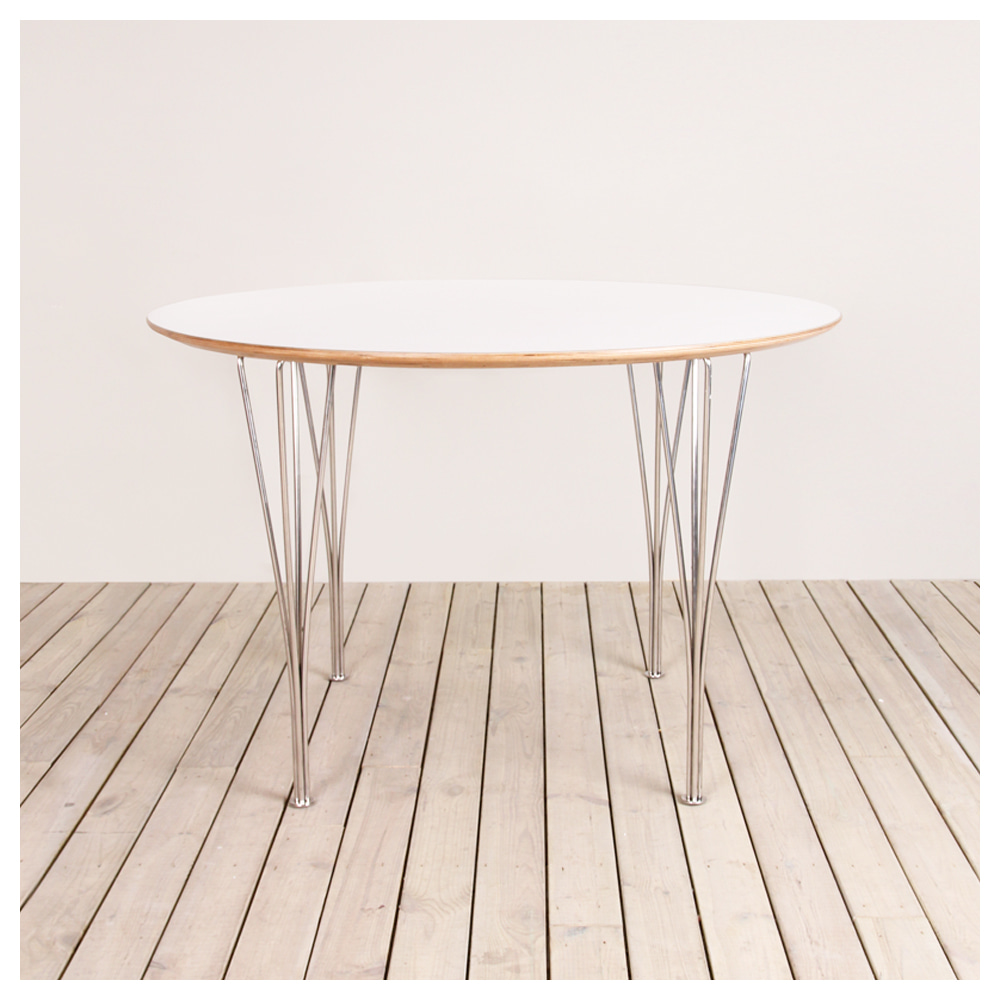 DT9539 TABLE - birch plywood -