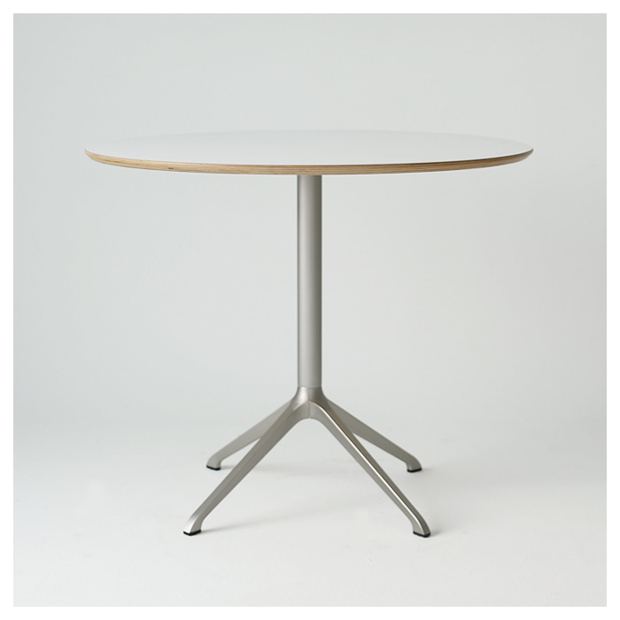 412X TABLE -SILVER-