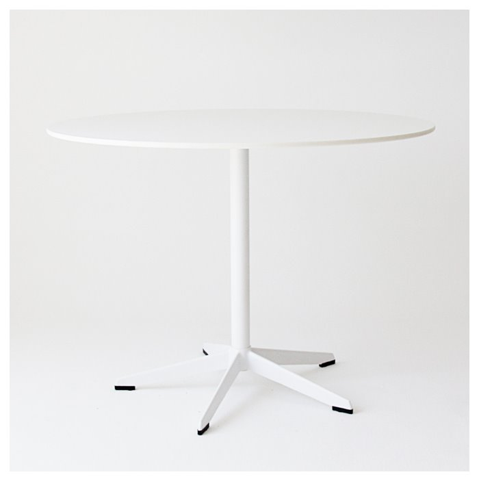 609X TABLE - WHITE - 12mm FENIX -