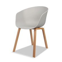 TOMVAC WOOD CHAIR