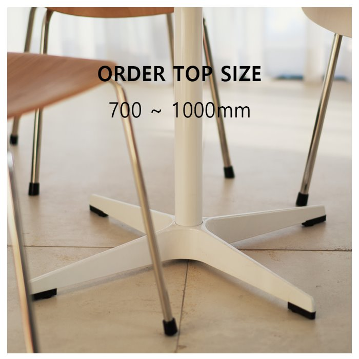 702X TABLE - WHITE -